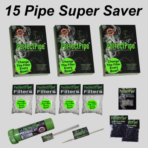 PerfectPipe® 15 Pipe